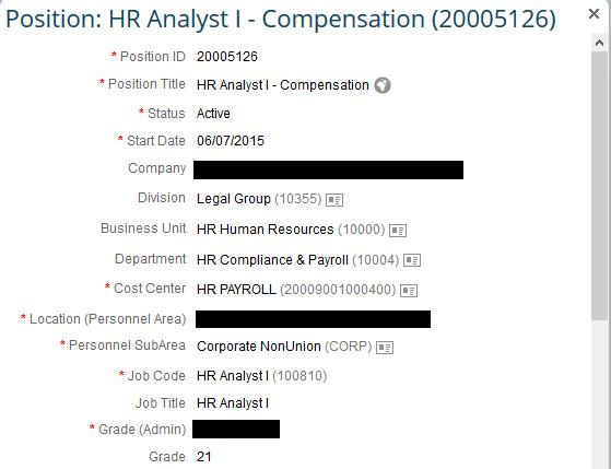 SuccessFactors Employee Central Position Integration with ...